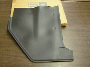 Nos Oem Ford 1962 1965 Fairlane 500 Interior Kick Panel Black 1963 1964