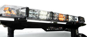Federal Signal Navigator Led Light Bar New In Box 60 With 5 Year Warranty