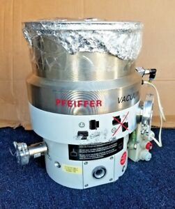 Pfeiffer Tmh 1001 P Turbomolecular Drag Vacuum Pump Dn200 With Tc600 Drive Unit