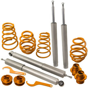 Lowering Suspension Coilovers Fits Bmw E30 320i 323i 325i 324d Td Saloon 82 91