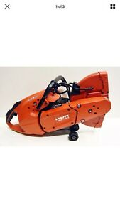 Hilti Dsh 700 x 70cc 14 In Hand Held Concrete Cutoff Saw Excellent