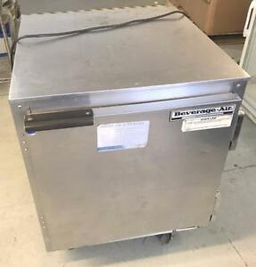 Beverage Air Ucr27a 27 7 3 Cubic Feet Commercial Refrigerator Bar Beer Cooler