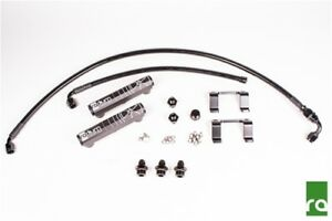 Radium Engineering Fuel Rail Kit For 2013 2017 Subaru Brz Black