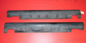 93 97 Del Sol Oem Bottom Side Skirts Spoilers Rocker Panels Stock Factory X2