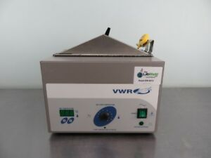 Vwr 1226 Water Bath With Warranty See Video