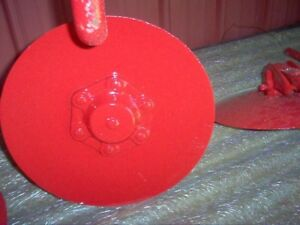 Official Farmall Offset Disk Hillers 2