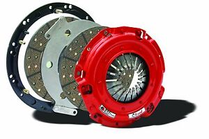Mcleod Rst Street Twin Clutch For Gm Ls Ford 4 6 5 0 1 1 8in X 26 Spline