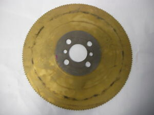 Used Remi Eisele Cold Cut Saw Blade 5 Approximately 9 X 0 105 Thick