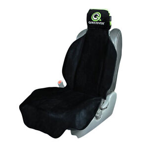 Qikcover Water Proof Car Seat Protector Green
