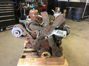 1987 Cat 3208 Diesel Engine 210 Hp All Complete And Run Tested