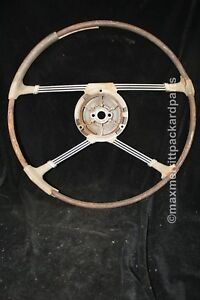 1941 47 Packard K Type Banjo Steering Wheel Nice