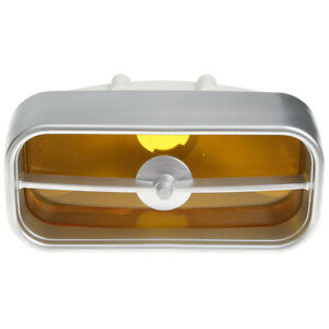 Mustang Mach 1 Grille Light Includes Lens Bezel Housing 1971 1972 Cj Pony Pa