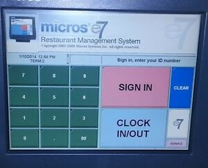 Micros E7 Pos New Credit Card Rules Got You Down we May Be Able To Help