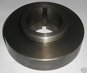 6 L00 Adapter Back Mounting Plate new Manual Lathes Chuck Mounting