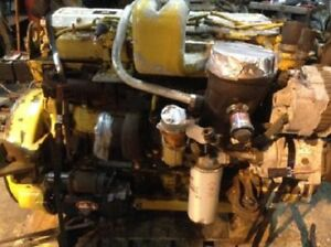1997 Cat 3116 Diesel Engine All Complete And Run Tested