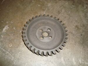 Ford Tractor Industrial Engine 134 172 192 Gas Diesel Cam Gear Eaf907b