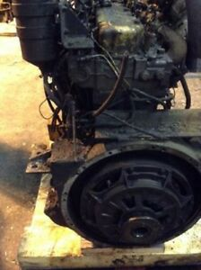 Cat 3306di Diesel Engine All Complete And Run Tested
