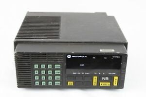 Motorola Astro Spectra Railroad Vhf 50 Watts 142 174 Mhz Clean Cab P25