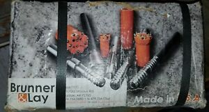 Brunner Lay 2 Std Rock Drilling Bit Part No t2010mo