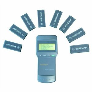 Noyafa D3in0016 Nf 8108 m Cable Wire Fault Finder With 8 Far end Passive Test
