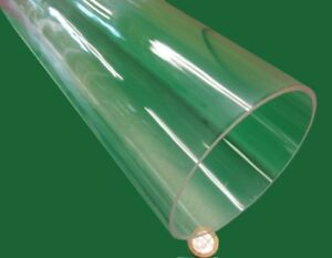 Acrylic Tube Clear Cast 5 00 Od X 4 75 Id X 125 Wall X 49 Length