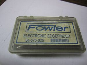 Fowler Electronic Edge Finder 200 Ball 54 575 625