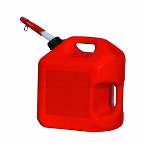 Midwest Model 5600 5 Gallon Spill Proof Gas Can