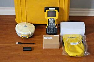 Trimble 5800 Gps Rtk Survey Vrs Receiver Kit W 450 470mhz Tsc2 Sc12 50
