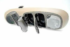 00 01 02 03 04 05 Ford Excursion Digital Overhead Console Climate Control Tan