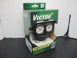 Victor 0781 5121 Ess3 Medium Capacity Edge Series Carbon Dioxide Regulator New