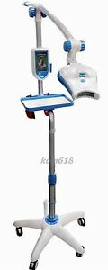 Beauty Salon Dental Teeth Whitening System Bleaching Lamp Md885l With Tray Kola