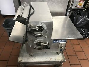 Dough Roller Sheeter Double Pass Somerset Cdr 1500 Commercial Baking Upgraded