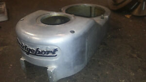 Bridgeport Milling Machine Vari Speed Head Housing