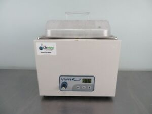 Vwr 89032 214 Digital Water Bath 5 Liter With Warranty See Video