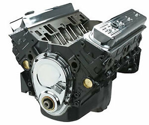 Chevy 350 Crate Engine 348hp 400tq 4 Bolt Main 1 Piece Rear Main Free Shipping