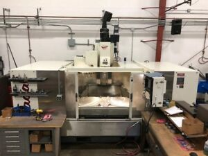 Fadal 6030 cnc Milling Machine 3 Axis