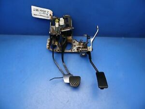 94 01 Acura Integra Oem Manual Transmission Clutch Gas And Brake Pedal Set Up