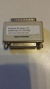 Fastrak Workshop Hardware Key For 505 Siemens Plc Programming Software