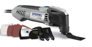 Dremel Mm30 2 5 amp Multi max Oscillating Tool Kit W accessories certified