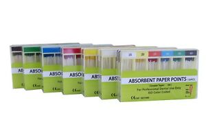 Taper 04 Dental Absorbent Paper Points