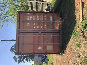 20 Shipping Container Used Great Condition