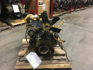 1987 Perkins 4 2482 Diesel Engine All Complete And Run Tested