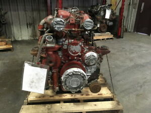 1995 Mack Ms300 Used Diesel Engine 214hp All Complete And Run Tested