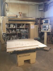 Cnc Router 1999 Motion Master
