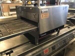 Countertop Conveyor Oven Lincoln Model 1301 Electric 208v 1 Phase