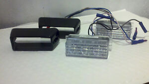 Whelen Linear3 Lin3 Smart Led Light Head Pair 2 units