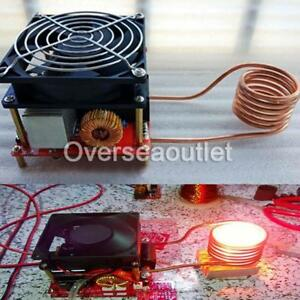 20a Zvs Induction Heating Board Flyback Driver Heater Diy Cooker Ignition Coil