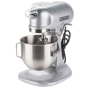 Hobart N50 60 Heavy duty Countertop 5 Quart 3 Speed Commercial Mixer