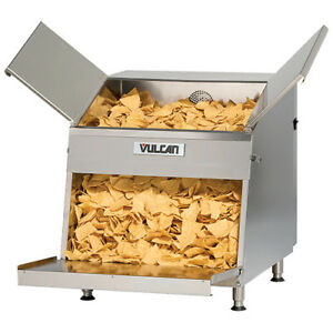 Chip Warmer 22 Gallon Capacity