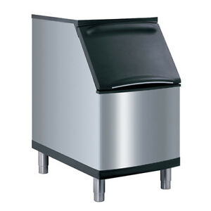 Manitowoc B 570 Ice Bin 430 Pound Capacity Ice Storage Capacity